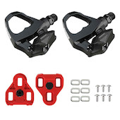 Exustar Clipless E-PR16 Pedals Compatible With Look Keo System