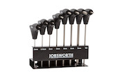 Jobsworth Hex Wrench Set