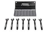 Jobsworth Pro Complete Workshop Cone Wrench Set