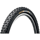 Continental Mountain King II Protection Black Chilli Folding Tyre