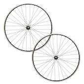 Ambrosio Excellight Black Handbuilt Wheelset