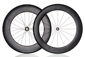 Planet X Pro Carbon NO LOGO 82/101 Wheelset