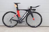 Planet X Exo3 Time Trial Bike Shimano Ultegra 6800 Vision 35 Edition / Small / Black & Red