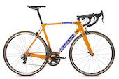 Holdsworth Super Professional Super Record EPS Road Bike / 54cm / Orange - Used
