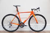 Planet X Maratona SRAM Force Carbon Road Bike / 51cm / Seville Orange