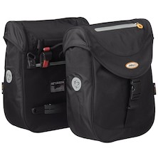 AGU Quorum Platinum 635 KF Double Pannier Bag