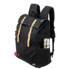 Banjo Brothers Canvas Cycling Rucksack