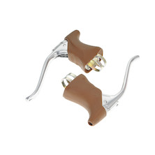 Dia Compe 204 Touring Brake Levers/ Brown