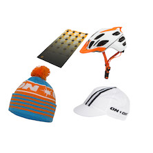 On-One XC MTB Helmet Bundle