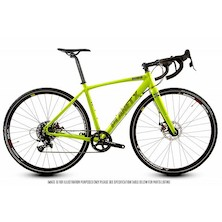 Planet X Bargain Bike 70 - London Road Apex 1 - Small - Zesty Lime