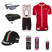 Essential Summer Clothing And Post Ride Bundle