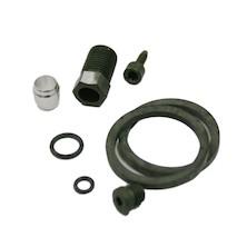 Avid Disc Brake IS Bracket Bolt Steel (2 Pcs)