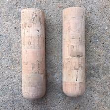 Mieshas Portuguese Tree Cork Grips (Pair) - Normal
