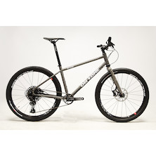 On-One Bootzipper 650b SRAM SX Mountain Bike