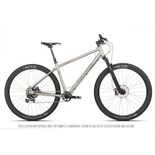 On One Ti 29er Sram X01 Mountain Bike