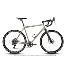 On-One Pickenflick SRAM Force 1 650b Titanium Cyclocross Bike
