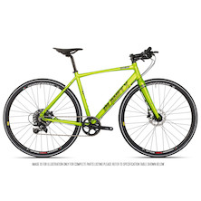 Planet X London Road SRAM Apex1 Flat Bar Road Bike