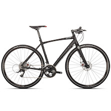 "Planet X London Road ""Argento"" Sram Apex Flat Bar Urban Bike"