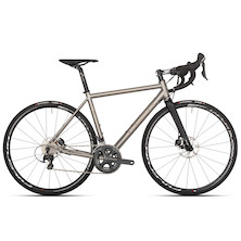 Planet X Meteor Titanium Disc Road Bike Shimano Ultegra 6800 HDR