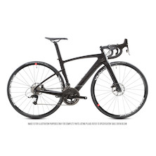 Planet X EC-130E Disc SRAM Rival22 Aero Road Bike