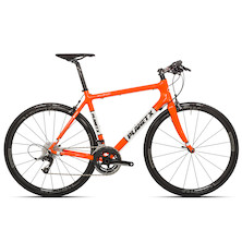 Planet X Pro Carbon Flat Bar Road Bike Sram Rival 11Speed