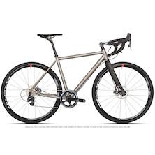 Planet X Tempest Titanium Gravel Road Bike Sram Force 1 HRD