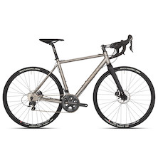 Planet X Typhoon Titanium Cross Bike Shimano Ultegra 6800 HDR