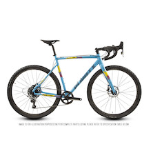 Planet X XLA SL SRAM Rival1 Cyclocross Bike