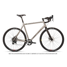 On-One Pickenflick SRAM Apex 1 Hydraulic Cyclocross Bike (Special Build)