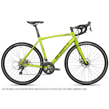 Planet X London Road Shimano Tiagra 4700 Disc Road Bike (Special Build)