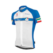 Bergamo Boston Short Sleeve Jersey