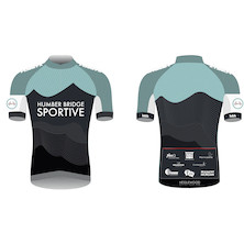 Humber Bridge Sportive Short Sleeve Jersey
