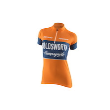 Holdsworth Pro Cycling Womens Club Short Sleeve Jersey