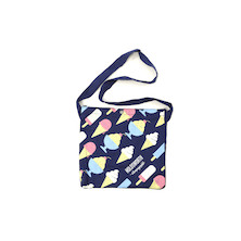 Holdsworth Blue Ice Cream Edition Race Canvas Musette