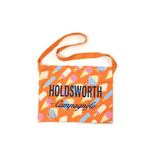 Holdsworth Orange Ice Cream Edition Podium Canvas Musette