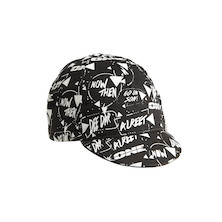 On-One Graffiti Cotton Cycling Cap