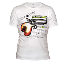 On-One Bum Gun Interlock T-Shirt 240g