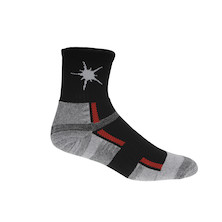 On One Callis 16cm Techno Coolmax Socks (3 Pack)