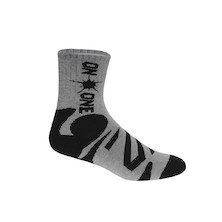 On One Calder 16cm Techno Coolmax Socks (3 Pack)