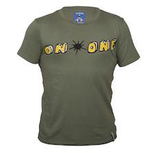 On-One Mombassa Skull Beer Short Sleeved T Shirt