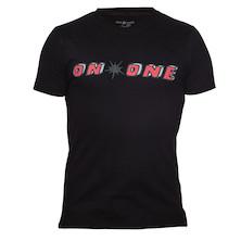 On-One Logo Urban Wash T-Shirt 175g