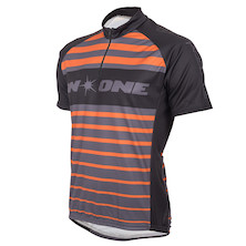On One Stripe Short Sleeve Jersey