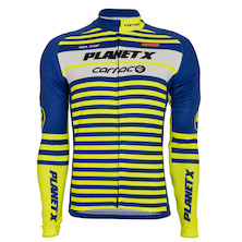 Planet X Team Carnac Long Sleeve Jersey