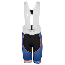 Planet X Midnight Stripe Bib Short