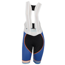 Planet X Midnight Stripe Women's Bib Short