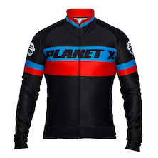 Planet X Pro Level Retro X Long Sleeve Jersey