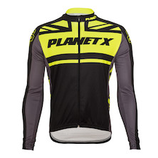Planet X Union Autumn-Spring Long Sleeve Jersey