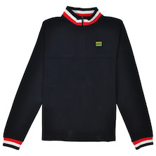 Reynolds 531 Quarter Zip Tipped Collar Jumper