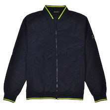 Reynolds 531 Tipped Collar Bomber Jacket