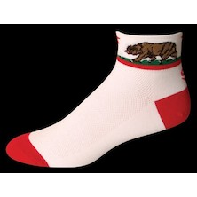 Save Our Soles California Short 08 Coolmax Socks